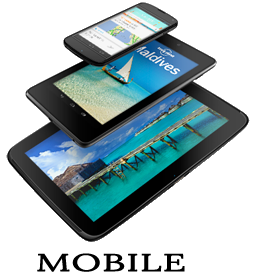 Mobile Devices - Tablets & Phones